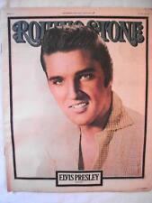 Rolling Stone Mag Jimmy Buffett Rock n Roll ELVIS PRESLEY Sep 22 1977 Issue 248