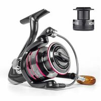 Fishing Reel All Metal Spool Spinning Reel 8KG Max Drag Fishing Accessories Tool