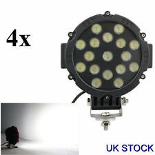 4pcs 51W LED WORK LIGHT 4600lm SPOT LAMP 12V 24V Boat ATV Bike SHIP Boat SUV 4X4