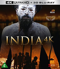 India 4k Limited Edition 4k Ultra HD UK 4k BLURAY