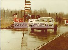 Opel Ascona 2000 Kempenrally 1981 Rallye Marc Timmers Photo Sport Mécanique -2