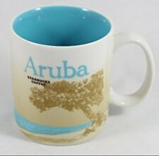 NEW Starbucks Aruba Ceramic Mug Global Series 16 ounce Cup - Divi Tree
