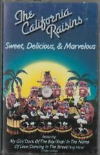California Raisins - Sweet, Delicious & Marvelous - Canada Cassette - Chrome II