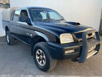 2005 MITSUBISHI L200 2.5 4WORK GL LWB 4WD DOUBLE CAB PICK UP - PX CLEARANCE