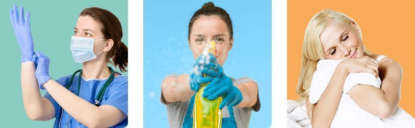 CLAVARO Medical & Cleaning Products