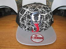 Spider-Man Venom Marvel Comics New Era Hat A-Frame Snapback Medium-Large 0327