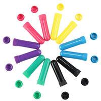 10X Essential Oil Aromatherapy Blank Nasal Inhaler Tubes Complete Sticks Emptyfw