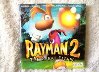 47449 Instruction Booklet - Rayman 2 The Great Escape - Sega Dreamcast (2000) 81