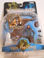 Van Helsing monster slayer ~ VAN HELSING with Grappling Hook Playset ~ NEW ~ MOC
