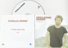CD COLLECTOR IN PLASTIC SLEEVE GUILLAUME GRAND 1T IL PARAIT