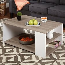 Coffee Table With Storage Drawers Kitchen Living Room Bedroom Modern Furniture