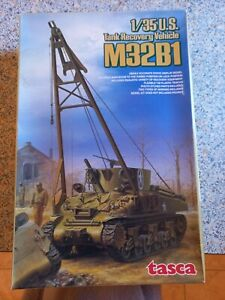 Tasca : US M32B1  Tank Recovery  1/35°