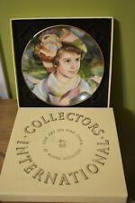 "Royal Doulton ""Adrien"" Collector's Plate"