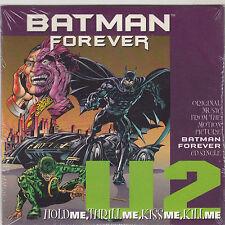 U2 - Hold Me, Thrill Me, Kiss Me, Kill Me Single CD Batman Forever ST Rare Promo