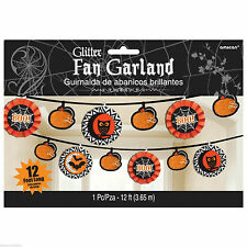 Paper Halloween Garland Party Decorations