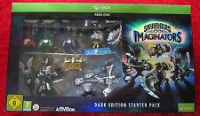 Skylanders Imaginators Xbox One Spiel Dark Edition Starter Pack, Neu-OVP