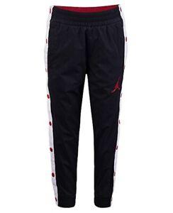 Nike Air Jordan 90s Snapaway Boys Pants 10-12 Years BNWT