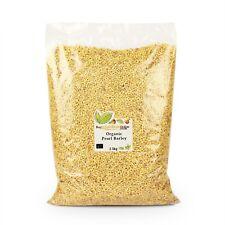 Organic Pearl Barley 2.5kg | Buy Whole Foods Online | Free UK Mainland P&P