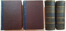 Dizionario Universale di Scienze, Lettere ed Arte 2 VOL ed. Flli Treves 1880 A81