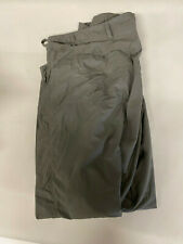 EXOFFICIO INSECT SHIELD Hiking Utility Pants Grey Gray Cotton/Poly Men's 38 x 32