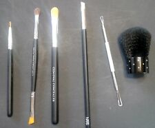 6 Pc Brush Kit Set Try Me Make Up Tools Lip Eye Brow Concealer Shadow Define