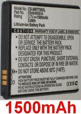 Batterie 1500mAh type EB484659VA Pour Samsung GT-S8600 Wave 3