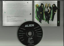 ALIEN - S/t Same ST CD RARE 1993 Eagle Records STAGE DOLLS THOMAS VIKSTROM MHR