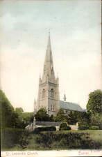 Exeter. St Leonard's Church # E 26269 by Stengel.
