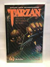 Tarzan #1 VF+ 1st Print Malibu Comics