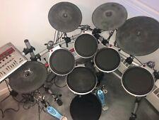 Yamaha DTXtreme IIs digital electronic drum set kit Excellent-electric drums