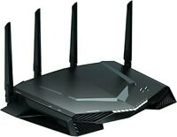 NETGEAR Nighthawk Pro Gaming XR500 WiFi Router  4 Ethernet Ports and Wireless