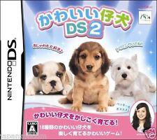 Used DS Kawaii Koinu DS2 NINTENDO JAPANESE IMPORT