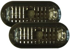 FORD FIESTA MK6 FACELIFT (05-08) SIDE REPEATER INDICATORS - SMOKED