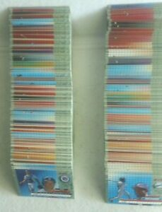 Lot of Fleer Ultra 1992 Baseball Cards in Very Good Condition-Not a Complete Set