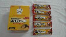 (17) Robert Irvine's Fit Crunch Whey Protein Baked Bar Caramel Peanut 3.1 Oz Ea
