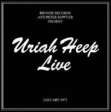 Uriah Heep - Uriah Heep Live 2 x LP - 180 Gram - SEALED - New Copy