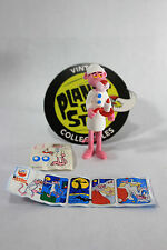 KINDER SURPRISE toy - PINK PANTHER figurine -Sleep Walking with Candle - 1989