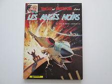 TANGUY ET LAVERDURE 1974 BE/TBE LES ANGES NOIRS