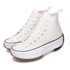 Converse Run Star Hike White Black Gum Men Women Unisex Lifestyle Bold 166799C