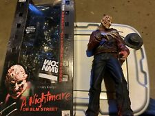 "Freddy Krueger (Nightmare on Elm Street) 18"" McFarlane Movie Maniacs Neca W/ Box"