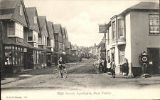 Lyndhurst. High Street # 790 by FGO Stuart.