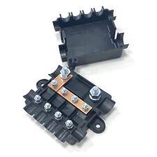 Heavy Duty Power Distribution Fuse Box For Mega & Midi Fuses 12v & 24v