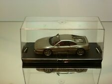BANG FERRARI  F355 - METALLIC 1:43 - EXCELLENT IN SHOW-CASE