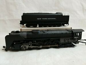 BROADWAY LIMITED #545 NYC S1B NIAGARA 4-8-4 No. 6017 - DC ONLY, NO SOUND