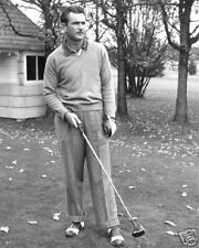 Lloyd Mangrum golf photo on the tee - 1946 US Open