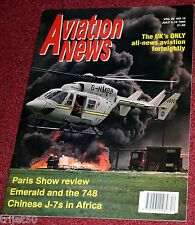 Aviation News 24.12 BK117,Emerald Airways HS748,Yak-52