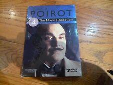 Agatha Christies Poirot: The Movie Collection - Set 4 (DVD, 2009, 3-Disc Set)