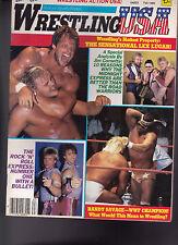 Wrestling USA Magazine Road Warriors Randy Savage Rock n Roll Express  Fall 1986