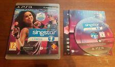 SINGSTAR DANCE - PS3 PLAYSTATION 3 - COMPLETO - VERS ITA - BUONO