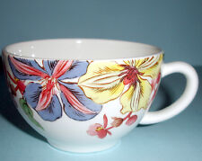 Gien Clematis Tea Cup Only French Faience New